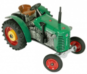 Kovap - Traktor Zetor 25A zelený