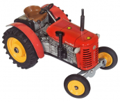 Kovap - Traktor Zetor 25A červený