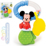 Chrastítko Disney Mickey klíče