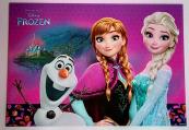 Podložka na psací stůl Frozen - Ledové království