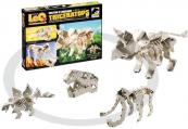 LaQ Skeleton Triceratops