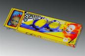 Speedy Cars - Závodní dráha se smrtkou a loopingy