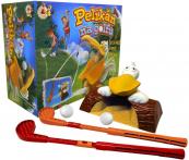 Pelikán na golfu