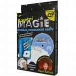 Karetní magie-Speciální kouzelnické karty+DVD