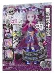 Monster High Panenka Zpěvačka