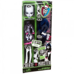 Monster High sestav si příšerku - Skeleton