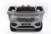 Elektrické auto Volvo XC 90 s 2,4G DO stříbrné