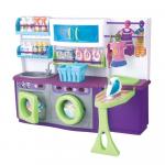 Kuchyňka pro panenky s pračkou