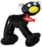 Plyšová Kočka černá