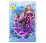 Panenka Lucy mořská panna a její sestra