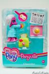 My little pony Ponyville Poník s doplňky figurka