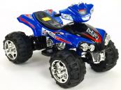 Elektrická čtyřkolka FD Sport 12V-modrá