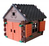 Srub - 3D Pěnová hračka