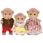 Rodina opičky