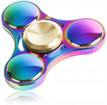 Fidget Spinner - Rainbow Ufo