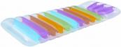 Nafukovací lehátko průhledné 188x71cm