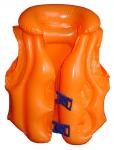 Nafukovací plavecká vesta jednobarevná