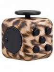 Fidget Cube - leopard