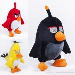 Plyšový Angry Birds přívěšek