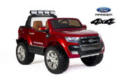 Elektrické auto Ford Ranger Wildtrak 4x4 dvoumístný vínová metalíza