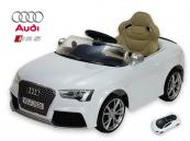 Elektrické auto Audi RS5 s 2,4G DO bílé