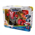 Super Power Robot 3 v 1 Transformers