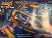 Max Steel Mx25 Attack Jet
