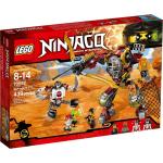Lego Ninjago 70592 Robot Salvage M.E.C