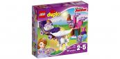 Lego DUPLO 10822 Sofie I. a její kouzelný kočár
