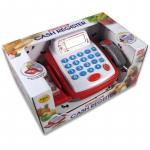 Dětská pokladna registrační na baterie