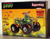 Supermag Adventure TMNTSuper Quad