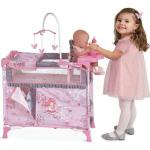 Postýlka pro panenky s doplňky