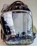 Školní batoh Glossy Bird