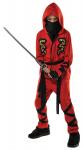 Ninja Ohnivý drak - dětský kostým