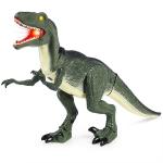 Dinosaurus na baterie Velociraptor