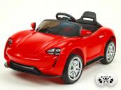 Elektrické auto Neon s 2.4G DO červené