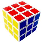 Rubikova kostka - bílá