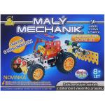 Malý mechanik - Traktor s nástrojem