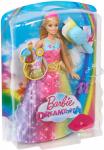 Barbie Magické vlasy princezna