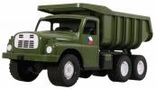 Auto Tatra 148 khaki vojenské