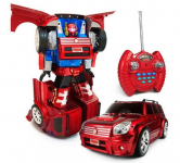 Auto Robot Transformers Cliffjumper RC