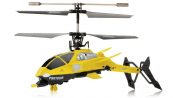 RC Vrtulník Pantoma 3.5 Channel IR žlutý