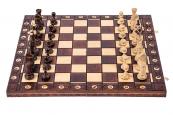 Šachy dřevěné Senator