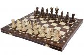 Šachy dřevěné Ambassador