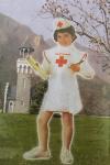 Andělská sestřička - Dětský kostým