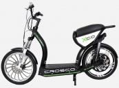 CROSCO 2019 E-line 100 - hydraulické brzdy