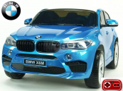 Elektrické SUV BMW X6M