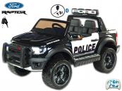 Elektrický pickup Ford Raptor policie USA