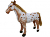 Koník Appaloosa, 78cm