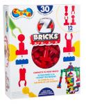 ZOOB Z-Bricks 30, možno propojit s Lego